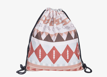 Cina Tas Serut Kain Backpack, Serut Backpack Backpack Stock Warna pabrik